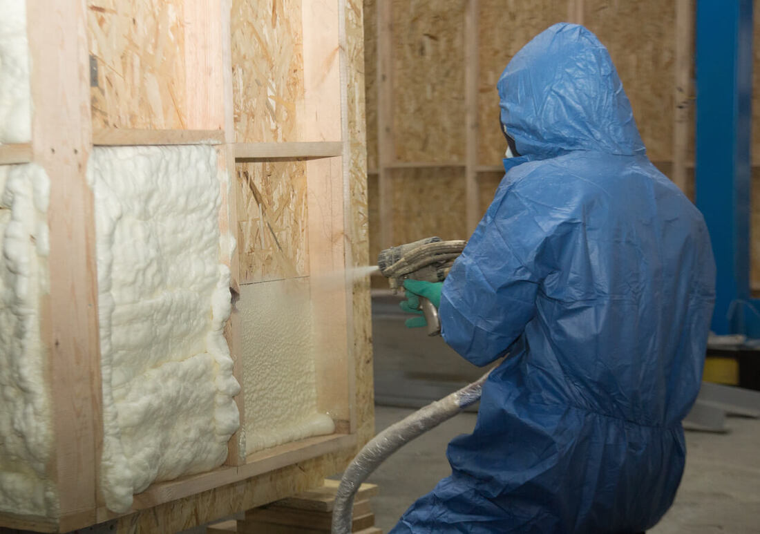 Contractors Spray Foam Insulation in Fort Myers, Fl