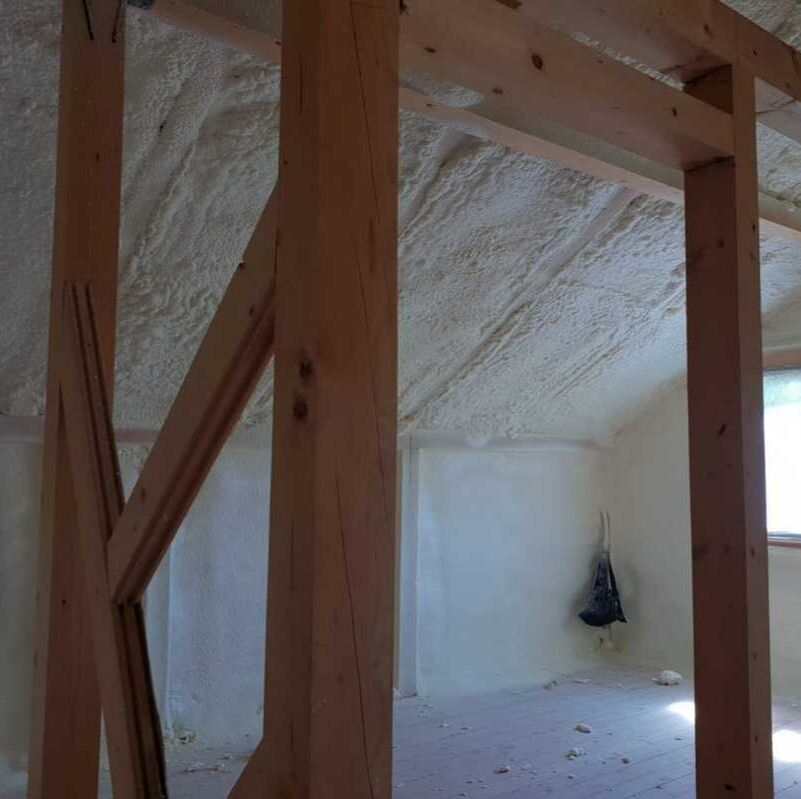 Residential Closed-cell Spray Foam Insulation in Fort Myers, Fl